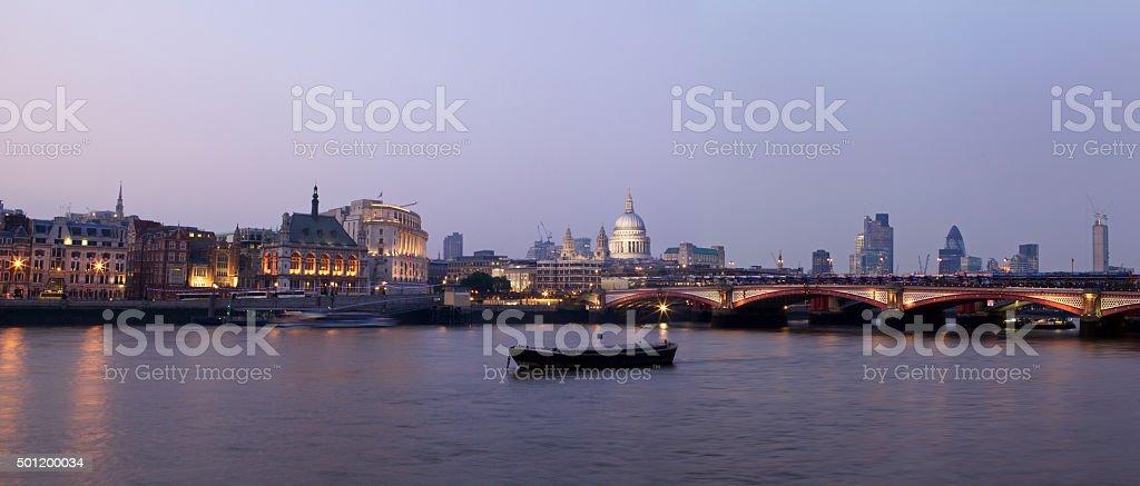 Stadt Skyline von London – Foto