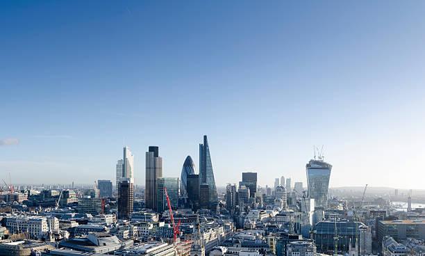 City von London Skyline – Foto