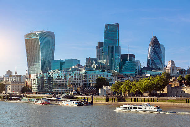 City of London,  the leading centers of global finance – Foto