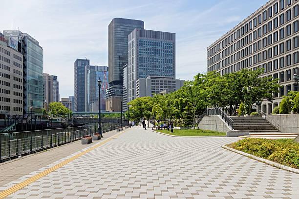 大阪市  - 日本 街並み ストックフォトと画像