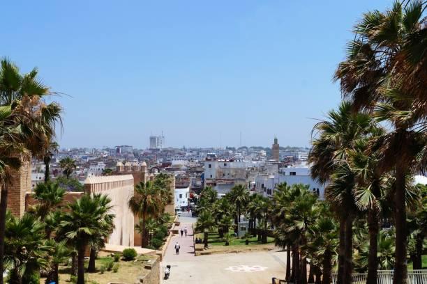 staden rabat, marocko - rabat marocko bildbanksfoton och bilder