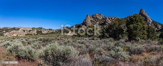 istock City of Rocks Idaho 1188186356