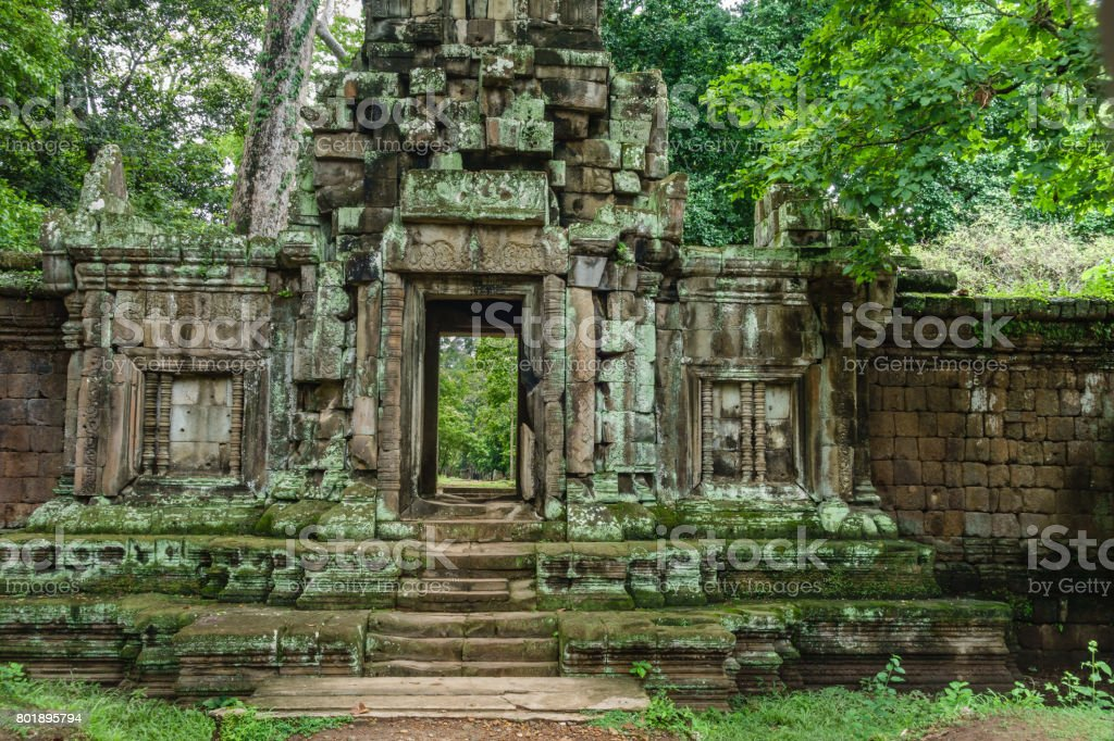 City of Temples stock photo