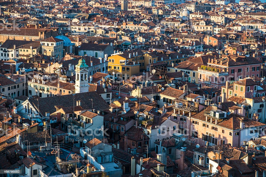 City of Venice, Italy royalty-free stock photo