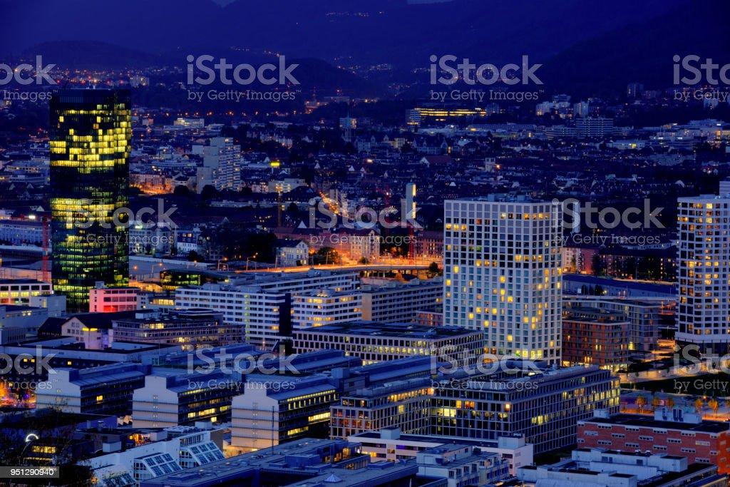 Stadt Zürich – Foto