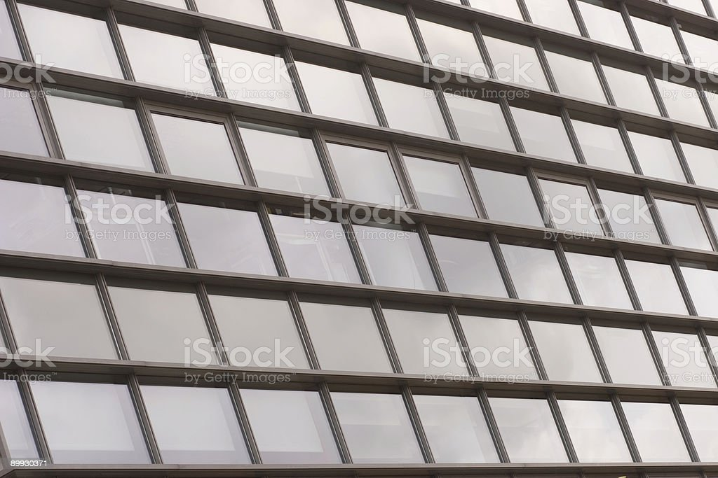 City Offices 1 royalty-free stock photo