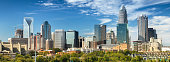 istock City panorama skyline of downtown Charlotte North Carolina USA 1149570128