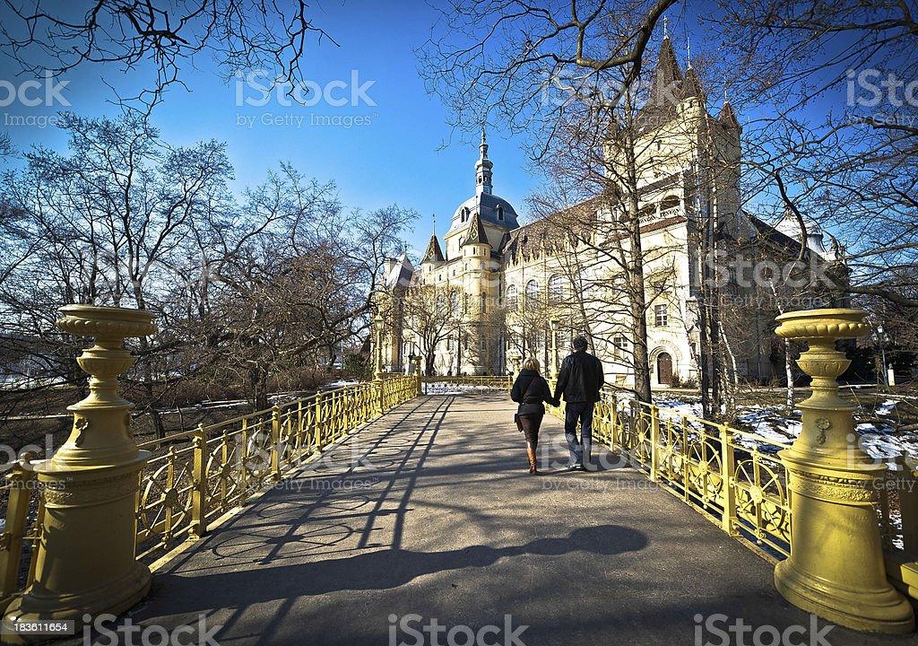 City Park, Budapest – Foto