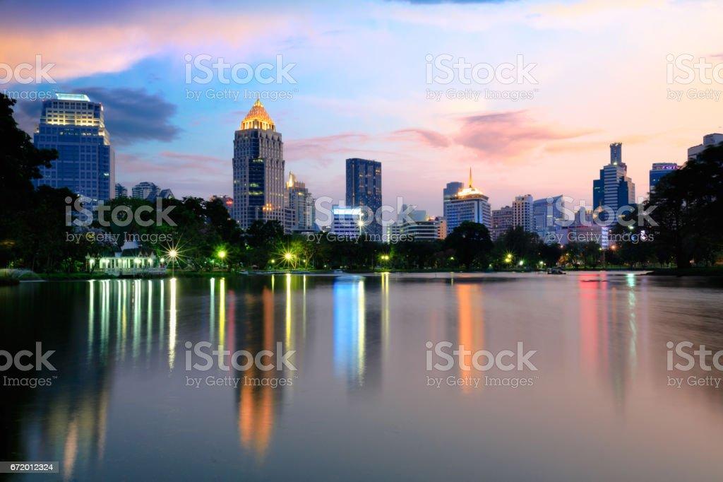城市公園圖像檔