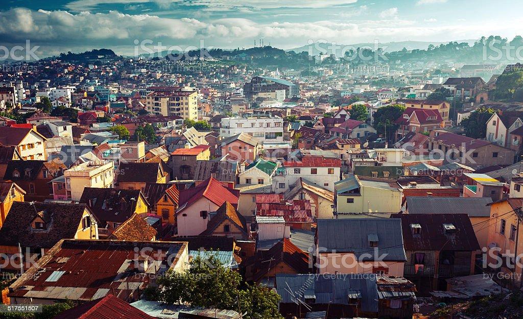 La ville - Photo