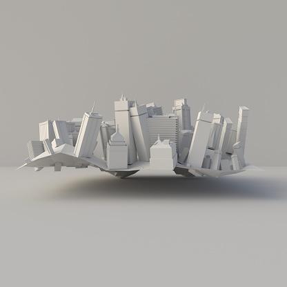 istock City planet 1179750878
