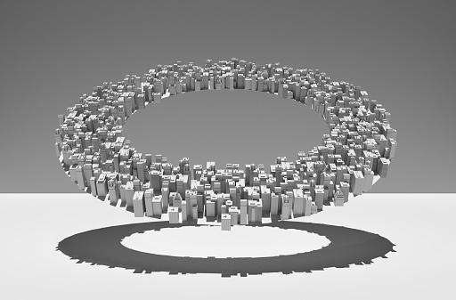 istock City planet 1180150483