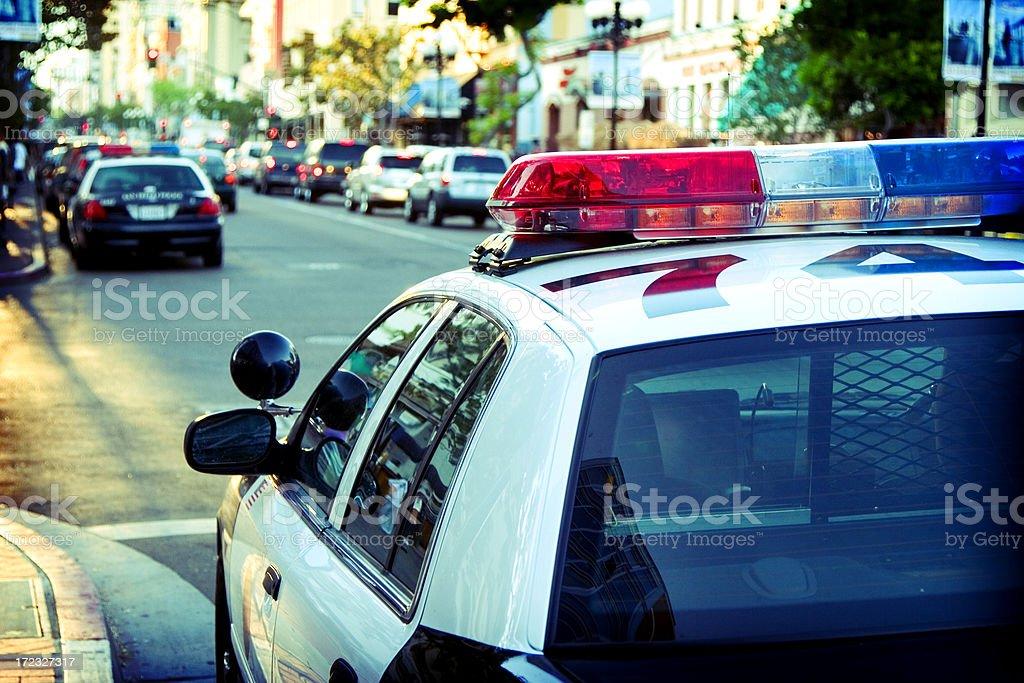 city police stock photo