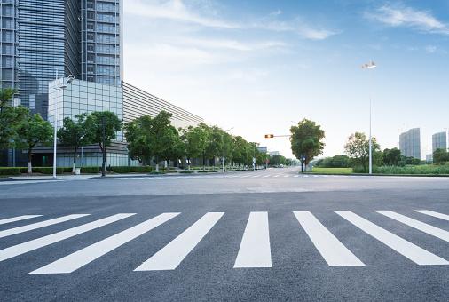 City Road Stockfoto und mehr Bilder von Architektur