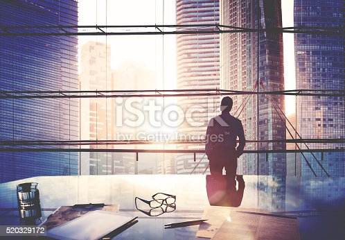 istock City Scape Businessman Leader Thinking Concept 520329172