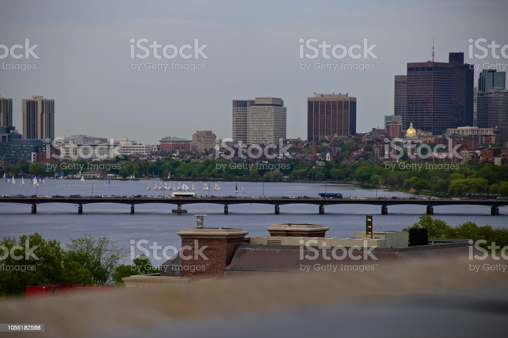 City Scape stock photo