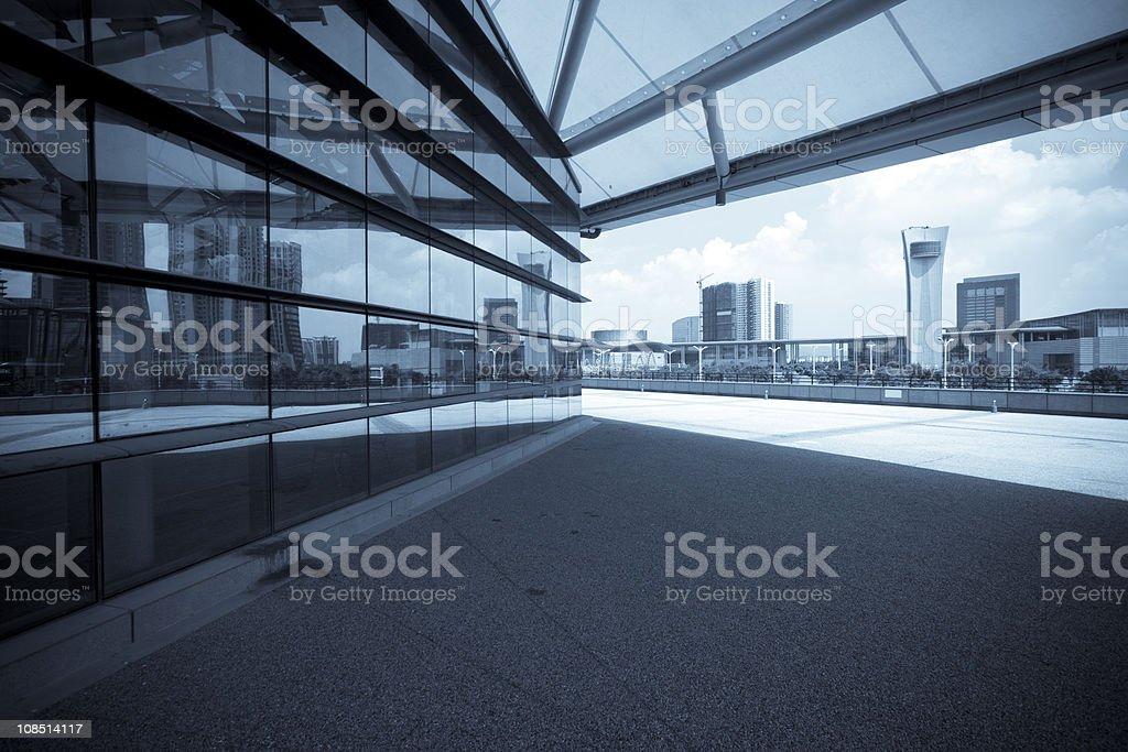 city scene royalty-free stock photo
