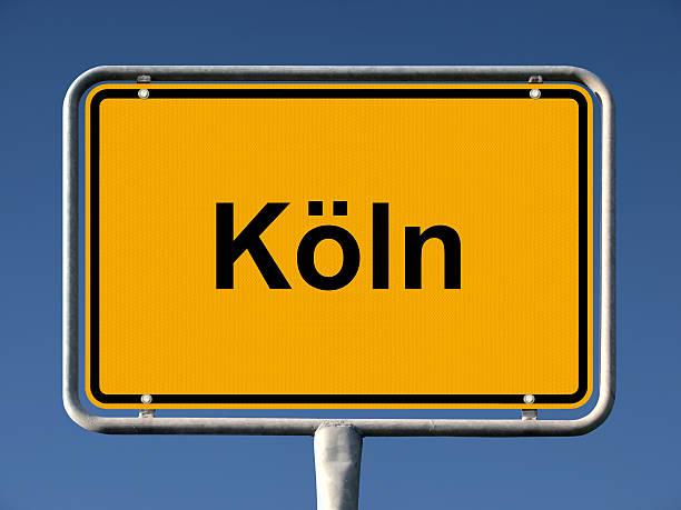 stadt zeichen von köln (köln, deutschland - andreas weber stock-fotos und bilder
