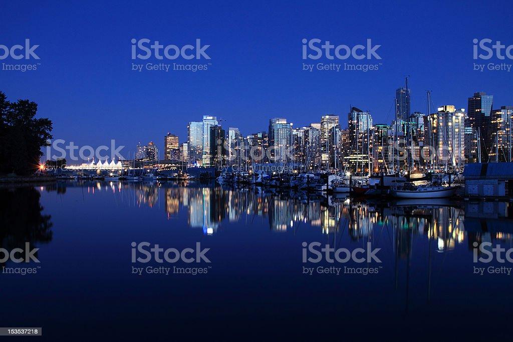 City Skyline royalty-free stock photo