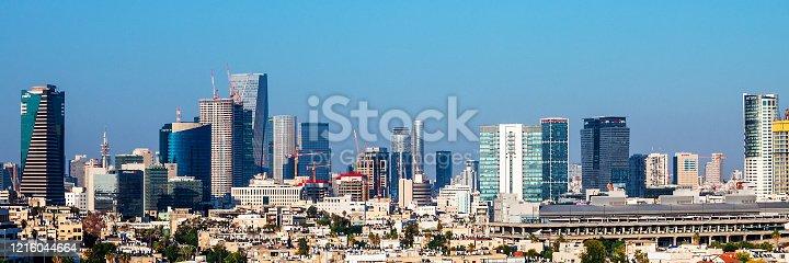 City view - Tel Aviv, Israel