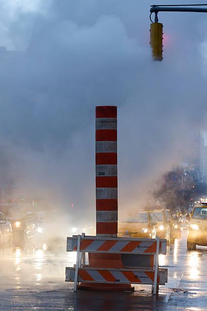 Stadt Smokestack – Foto
