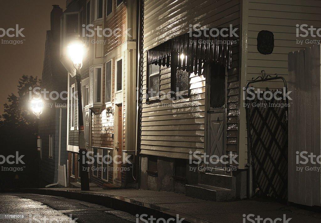 City street royalty-free stock photo