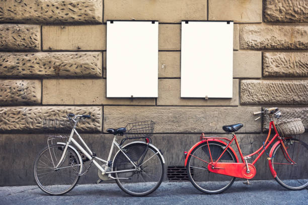 city street affischer - italy poster bildbanksfoton och bilder