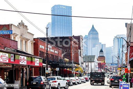 Strip District, Pittsburgh, Pennsylvania, USA