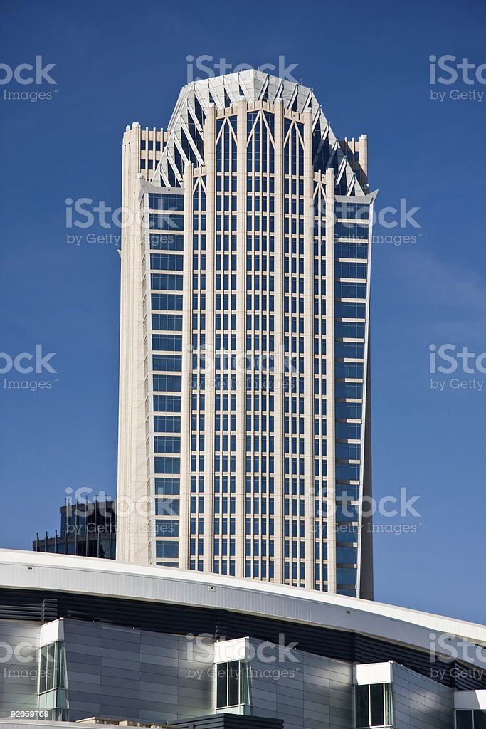 City Tower royalty-free stock photo