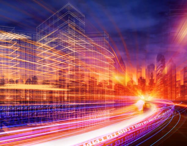 Stadtverkehr der Zukunft – Foto