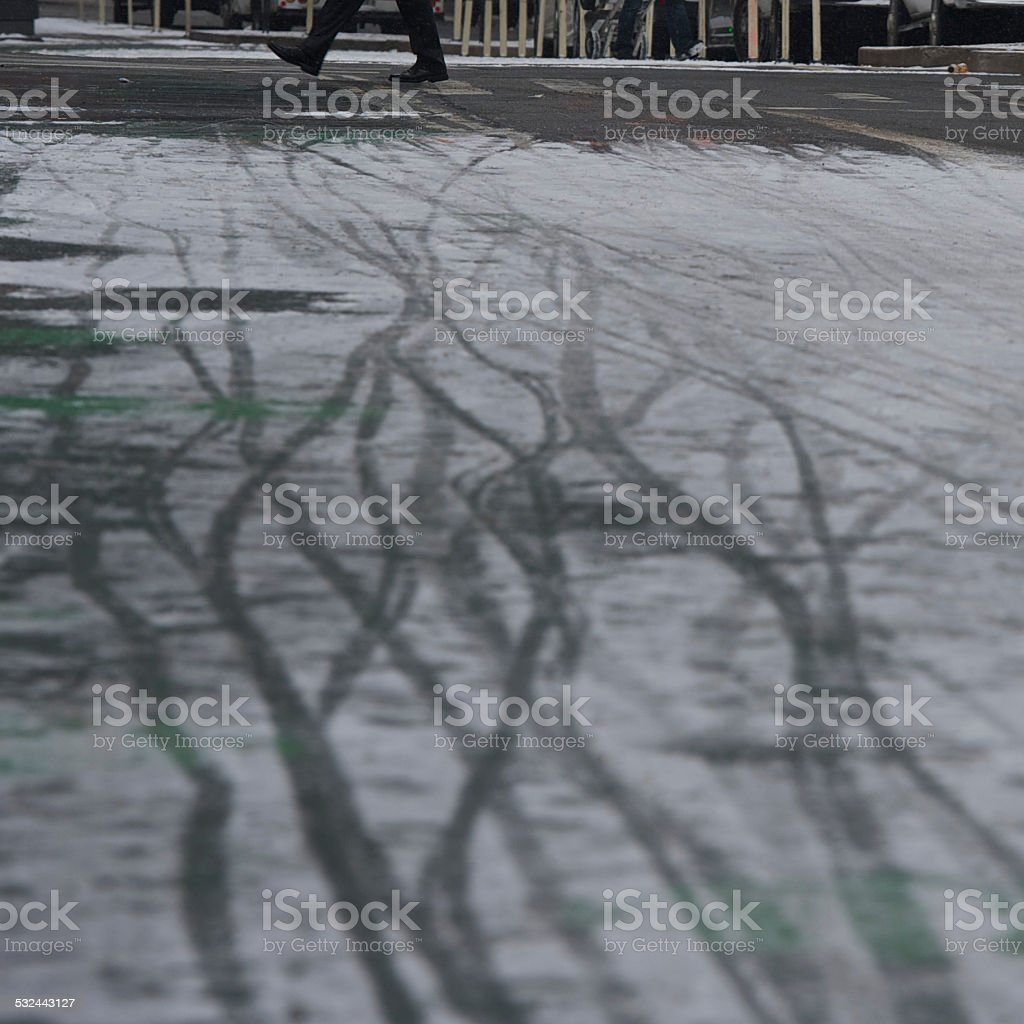 Stadt Trailblazers (2) Lizenzfreies stock-foto