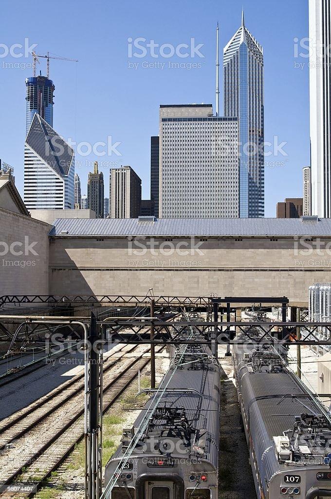 City transportation royalty-free stock photo
