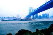 City views of New York! Williamsburg bridge