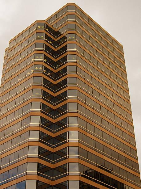 city85b en verre et de béton, acier - Photo