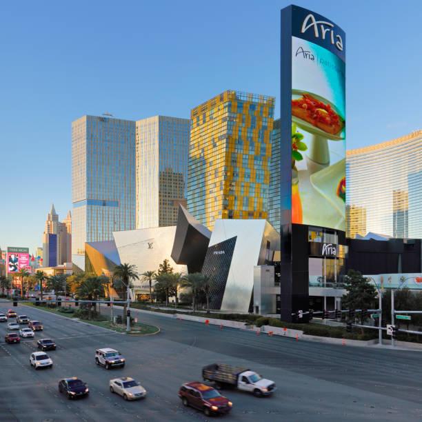 CityCenter - Las Vegas stock photo