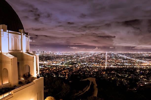 LA miasta i Obserwatorium – zdjęcie