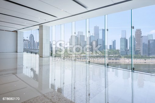 istock cityscape and skyline of chongqing from glass window 678680170