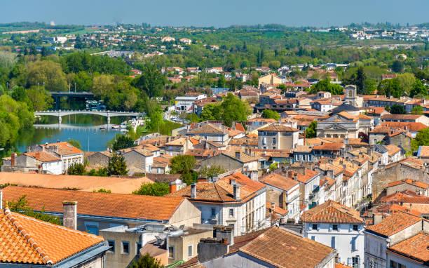 Paysage urbain d'Angoulême, France - Photo