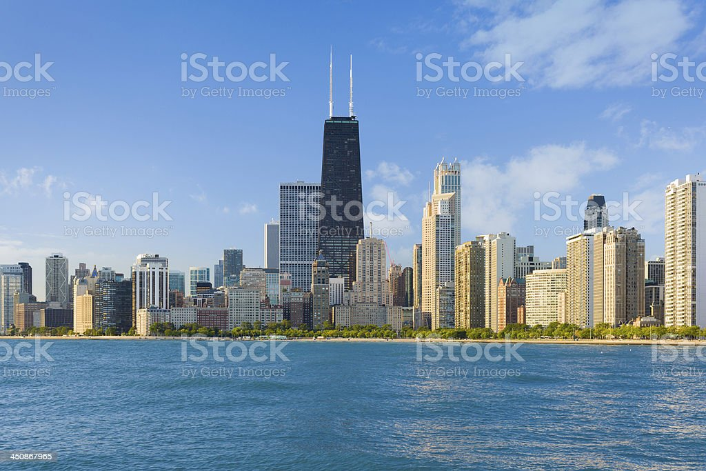 Skyline von Chicago – Foto