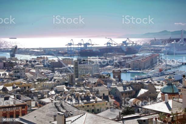 Pejzaż Miasta Genua - zdjęcia stockowe i więcej obrazów Architektura
