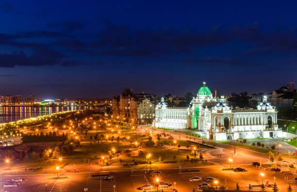 Stadtbild von Kazan – Foto