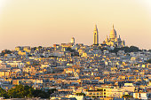 istock cityscape of paris by the sunset 484677158