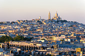 istock cityscape of paris by the sunset 484677160