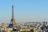 istock cityscape of paris by the sunset 484677172