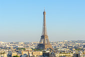 istock cityscape of paris by the sunset 484677174