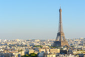 istock cityscape of paris by the sunset 484677176
