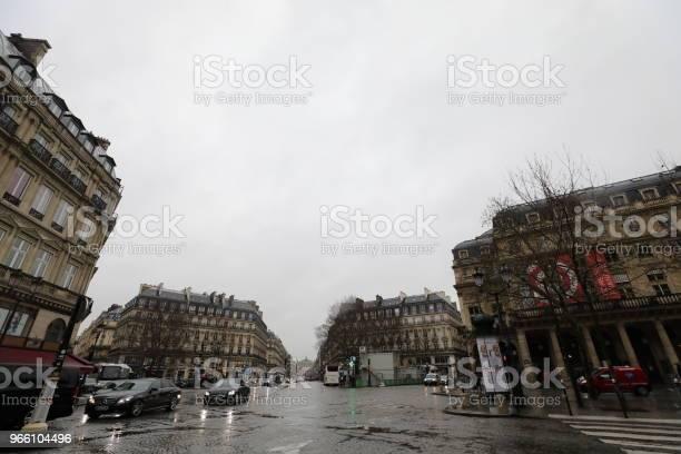 Stadtbild Von Paris Frankreich Stockfoto und mehr Bilder von Europa - Kontinent