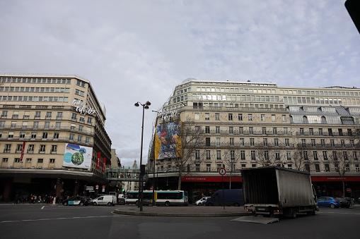 Cityscape Of Paris France Stock Photo - Download Image Now