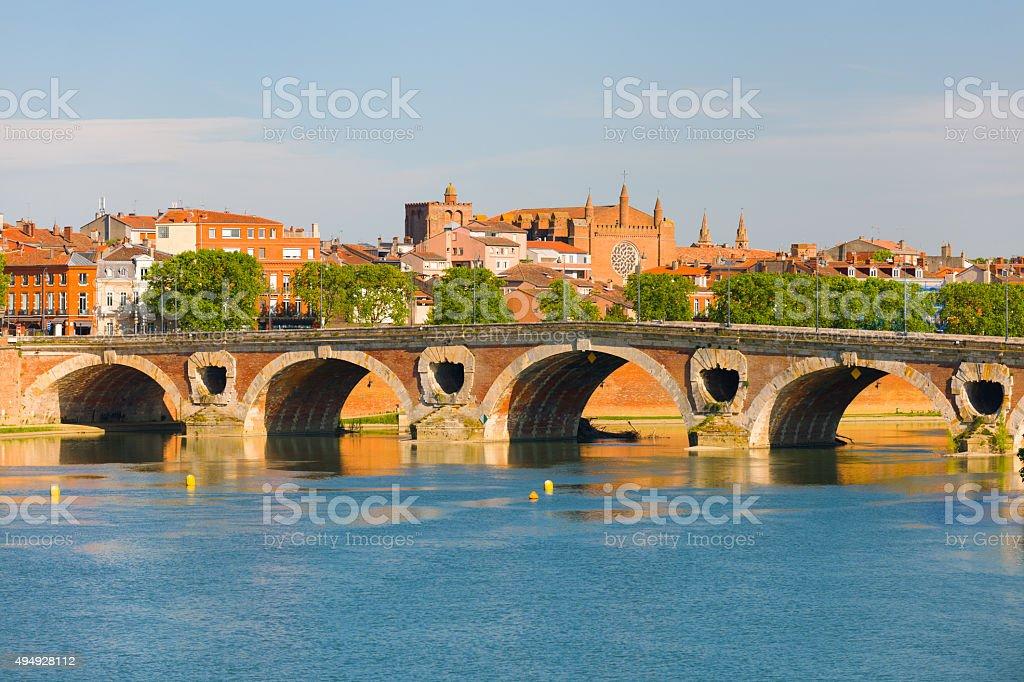 La ville de Toulouse en été - Photo