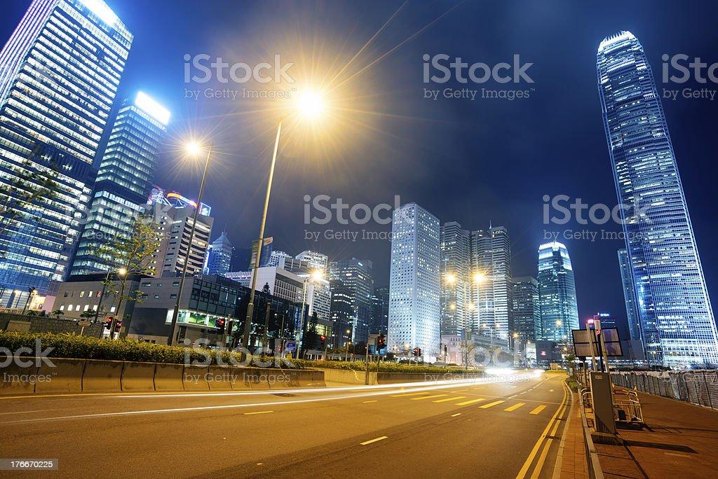 Paisaje urbano foto de stock libre de derechos